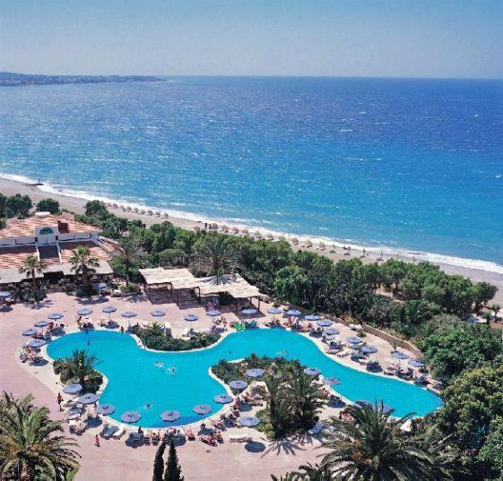 Пляжи Родоса - всё же есть рай на земле!