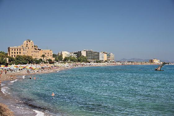 Безмятежное Средиземное море