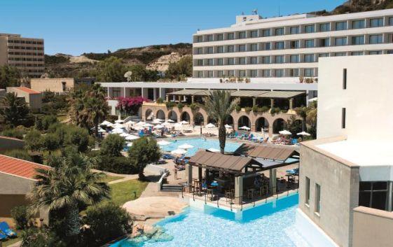 Отель ''Grecotel Rhodos Royal 4*'' выполнен в утончённом средиземноморском стиле