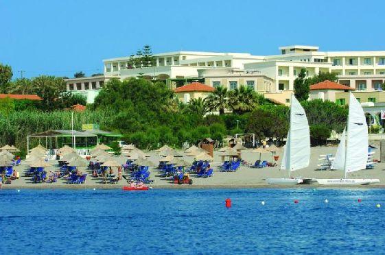 Отпуск, проведённый в ''Mitsis Rodos Maris Resort & SPA, запоминтся вам на долгие годы