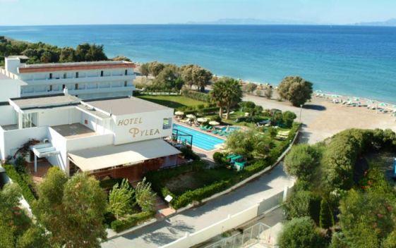 ''Pylea Beach 3*'' - уютный отель между Кремасти и Ялиссосом