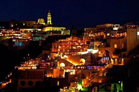 Вечерний Иос, Греция