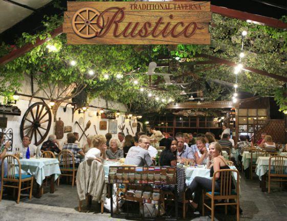 Мало кого оставляет равнодушным греческая кухня на Родосе