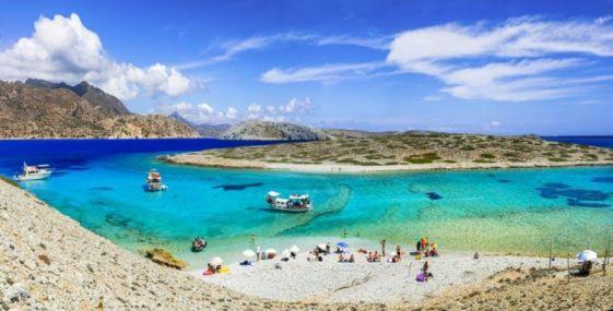 Остров Астипалея с населением всего 1500 человек является самым западным из всех островов архипелага Додеканес, находящегося в Эгейском море