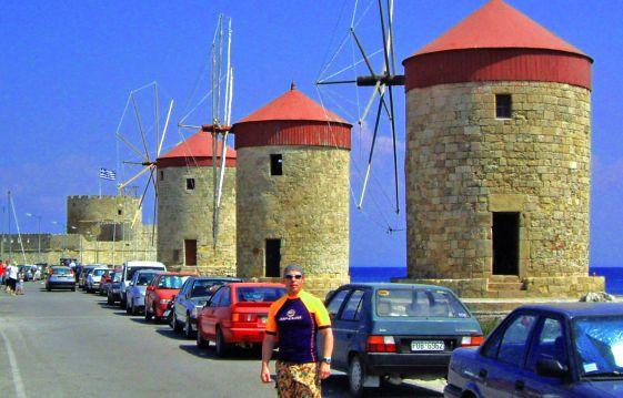 Самостоятельное путешествие на Родос при тщательном планировании может быть намного интересней организованного тура