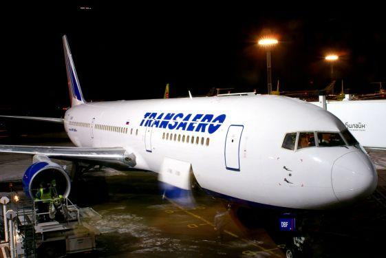 А/к ''Трансаэро'' в летнее время осуществляет прямые воздушные сообщения с Родосом